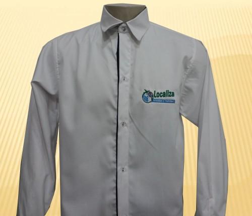 00cab49e38 Camisa social para uniforme · Camisa social para uniforme ...