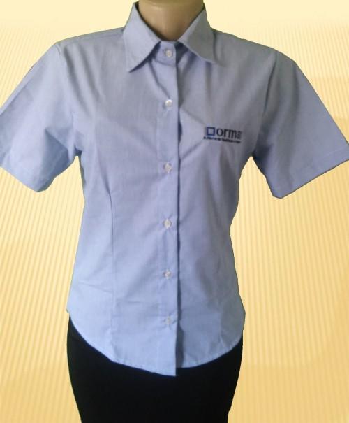 e71f521503 Camisa social para uniforme - Jomar Uniformes