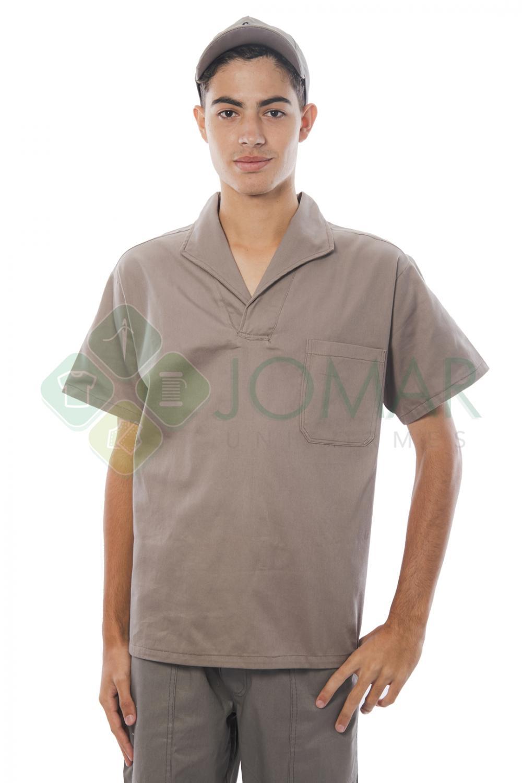 Camisas em Brim