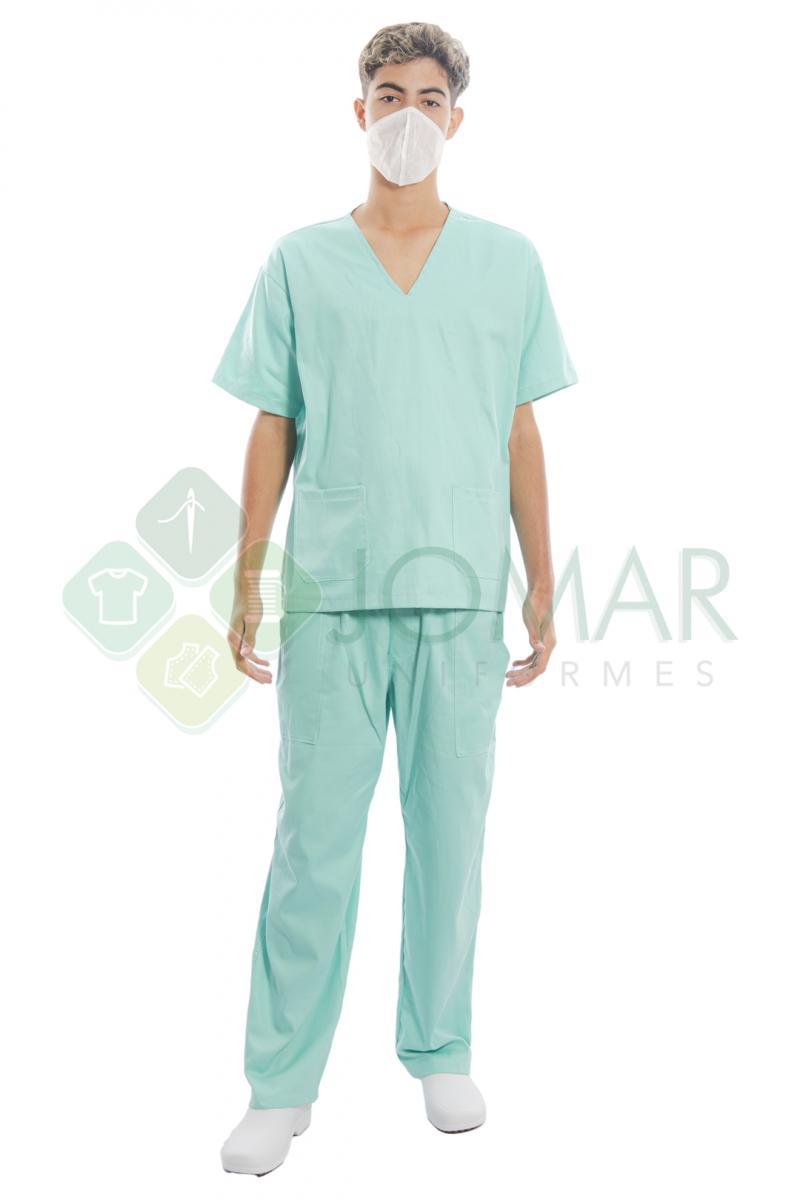 Pijama Cirúrgico Masculino