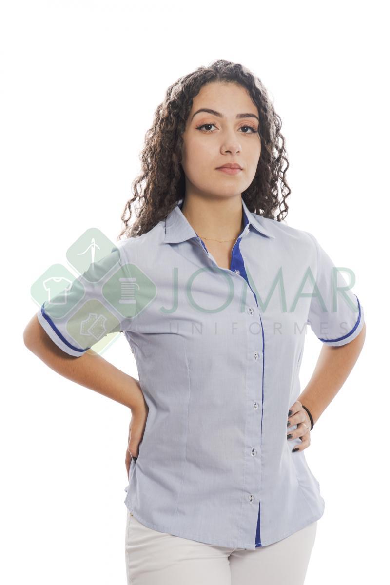 Camisas Sociais Femininas