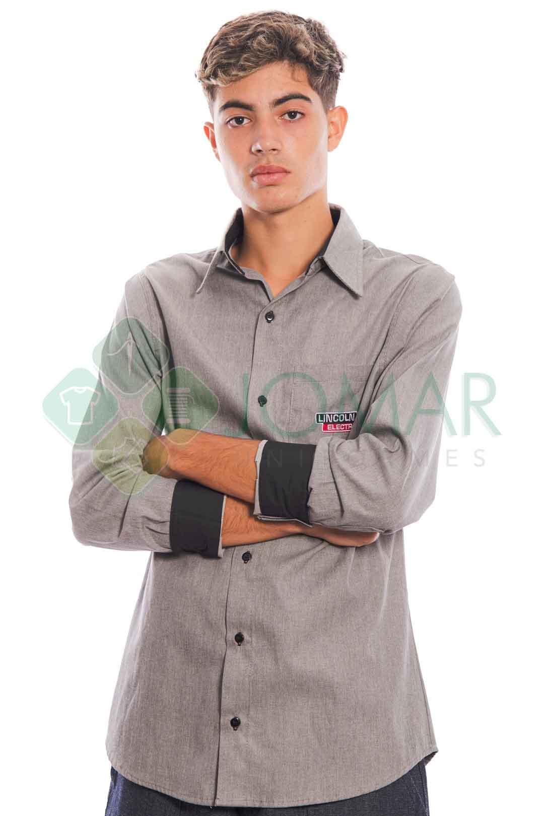 Camisa social masculina