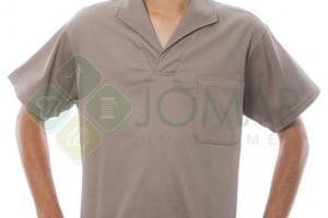 Fábrica de uniformes em brim