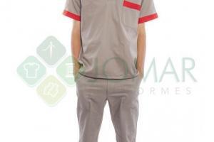Fábrica de uniformes indústria
