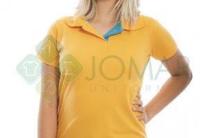 Indústria de camisa polo