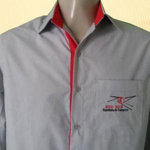 Camisa Administrativa Masculina Modelo 1
