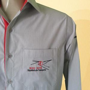 Camisa Administrativa Masculina Modelo 2