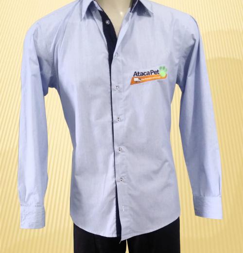 Camisa Administrativa Masculina Modelo 3