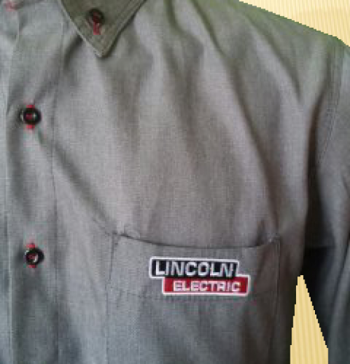 Camisa Administrativa Masculina Modelo 6