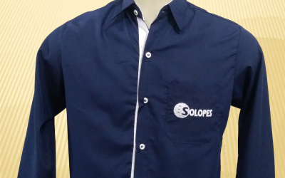 Camisa Administrativa Masculina Modelo 4