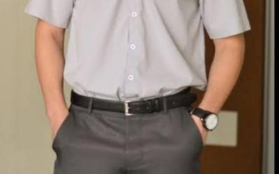 Camisa Administrativa Masculina Modelo 5